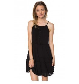 ONEILL O'NEILL MALINDA BLACK DRESS