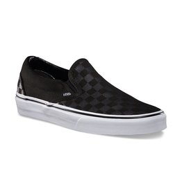 VANS (Checkerboard) Black/Black