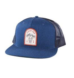 KATIN USA KATIN TWO PALMS HAT-HEATHER BLUE