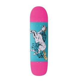 WELCOME SKATEBOARDS GOODBYE HORSES ON SON OF PLANCHETTE-PINK/BLUE
