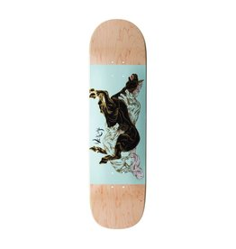WELCOME SKATEBOARDS GOODBYE HORSES ON BIG BUNYIP - TEAL