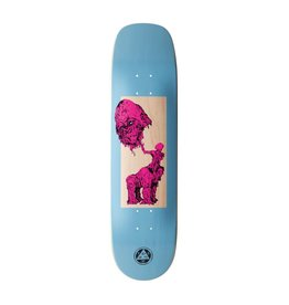 WELCOME SKATEBOARDS WAX GORILLA ON PHOENIX - SLATE
