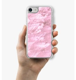 RECOVER ROSE GOLD SHELL ABALONE IPHONE 7 AND 6/6S CASE