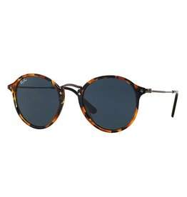 RAYBAN ACETATE MAN SUNGLASS 115R5 SPOTTED BLUE
