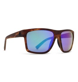 VonZipper DIPSTICK POLARIZED TORTOISE SATIN/WILD GREEN FLASH