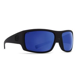 VonZipper SUPLEX POLAR PBV BLK SATIN/WILD BLUE FLASH POLAR