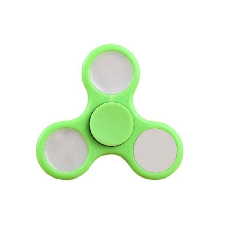 YOCAHER Fidget Spinner with LED lights