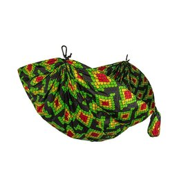 GRAND TRUNK DOUBLE PARACHUTE NYLON HAMMOCK PRINT SCALES