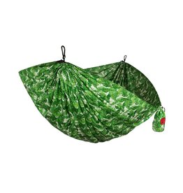 GRAND TRUNK DOUBLE PARACHUTE NYLON HAMMOCK PALMS