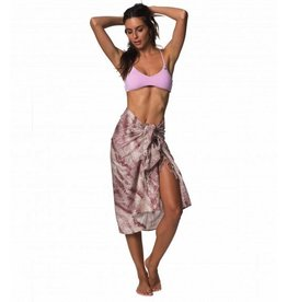 ONEILL ONEILL PLAYA DUSTY ROSE SARONG COVER UP