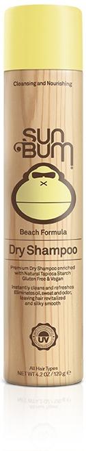 SUN BUM SUN BUM DRY SHAMPOO BEACH FORMULA, 4.2 OZ