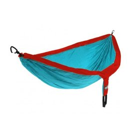EAGLE NEST OUTFITTERS ENO DOUBLENEST AQUA/RED