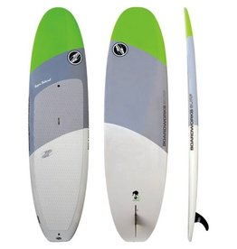"BOARDWORKS 10'6"" EPX Super Natural SUP Lichen/Grey/White"