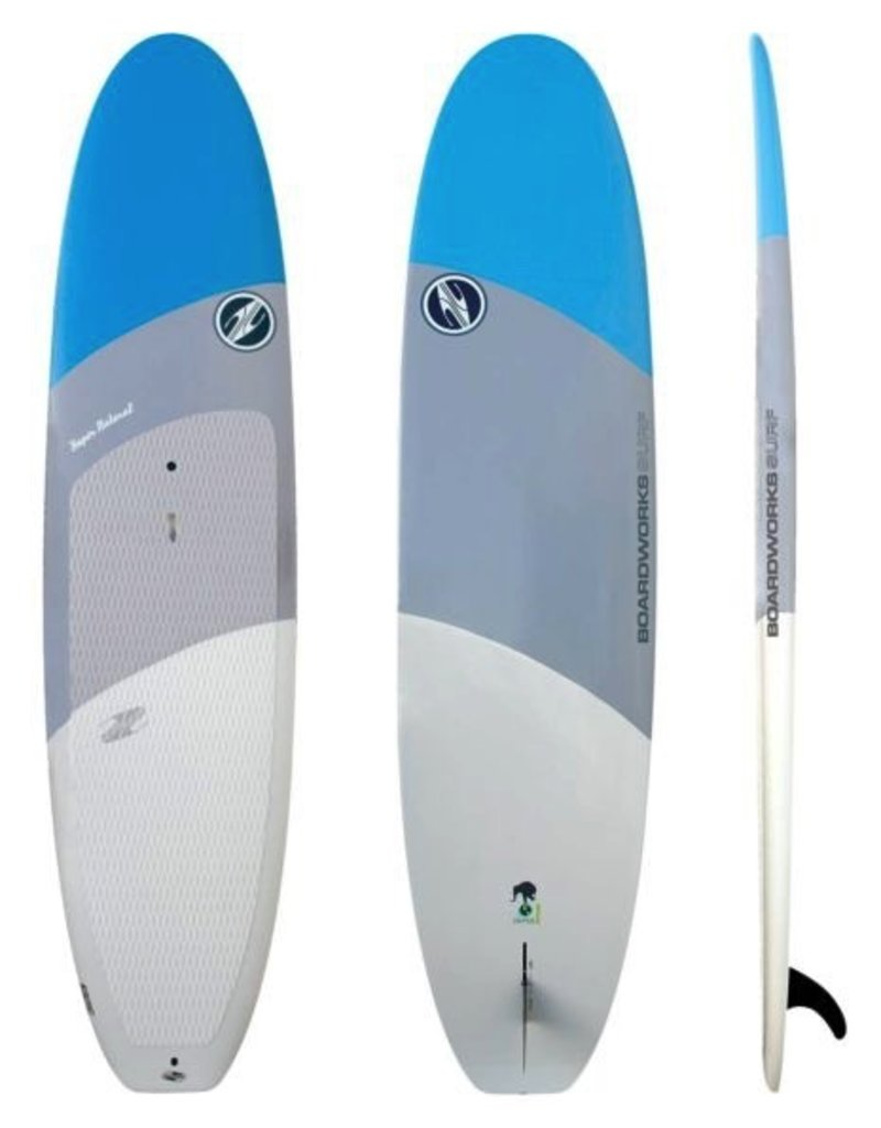 """BOARDWORKS 11'6"""" EPX Super Natural SUP Storm/Grey/White"""