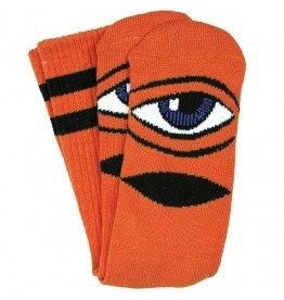 TOY MACHINE Toy Machine Sect Eye Sock Orange