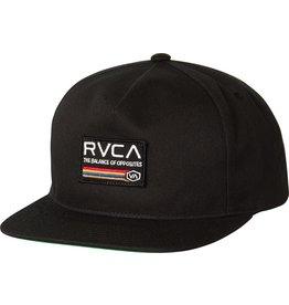 RVCA RVCA MECHANICS SNAPBACK HAT