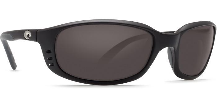 Costa Del Mar COSTA BRINE BLACK GRAY 580G