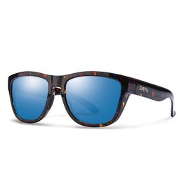Smith SMITH CLARK FLCKD BLU TORT/BLU FL MR