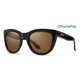 Smith SMITH SIDNEY BLACK/PCK CP POLARIZED BROWN