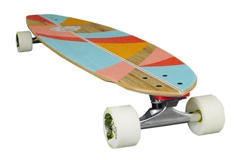 """MADRID El Capitan - Remember Essential Comp - Luxe 5.0"""" Polished Trucks, Red 1/4"""" Luxe Risers, ABEC 9 Bearings, CA Cruiser Wheels White 70/78A, Clear Grip,"""