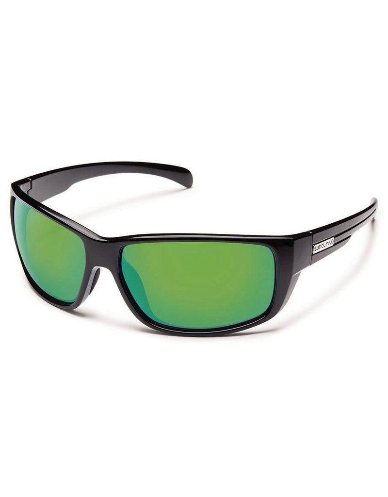 SunCloud MILESTONE SC BLACK / GREEN MIR