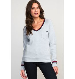 RVCA GOODNESS FLEECE SWEATER