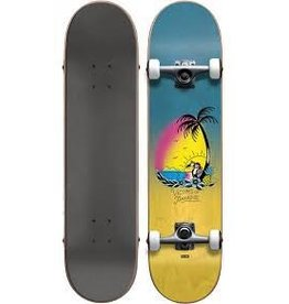 GLOBE Victims in Paradise Micro Complete Skateboard