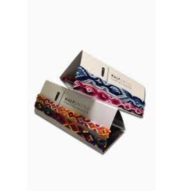 HALF UNITED Assorted Color Cambodian Bracelet-Double Layer
