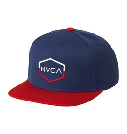 RVCA COMMONWEALTH III SNAPBACK HAT
