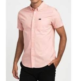 RVCA Guys That'll Do Oxford Shirt