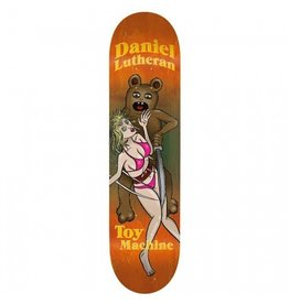 TOY MACHINE TM LUTHERAN BETARD SLASHER DECK-8.5