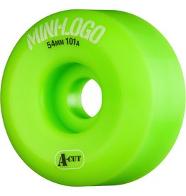 MINI LOGO A-CUT 54mm 101a GREEN Ppp