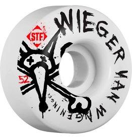 BONES WEIGER STF FADED 52mm