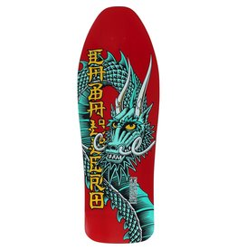 B.BRIGADE CAB 10TH SERIES DECK-10x30 RED