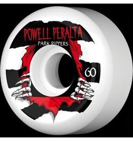 EASTERN SKATE Powell Peralta Park Ripper 60mm PF Wheels 4pk