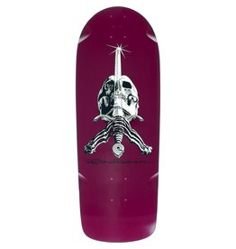 POWELL PWL/P RAY ROD SKULL/SWORD OG SNUB DECK-10x28.2 PUR