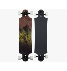 LANDYACHTZ SWITCHBLADE 38 MOUNTAIN YELLOW FADE