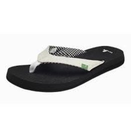 Sanuk WOMEN'S SANDALS YOGA MAT WHT