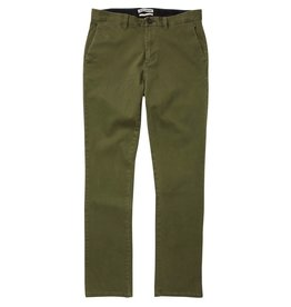 BILLABONG NEW ORDER CHINO PANT