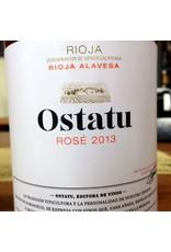 2017 Ostatu Rioja Rosado