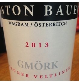 Austria Anton Bauer Gmork Gruner Veltliner