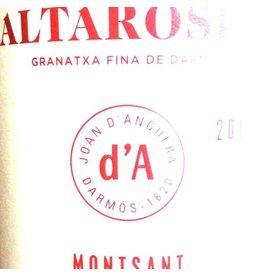 "Spain Joan D'Anguera Montsant ""Altaroses"""