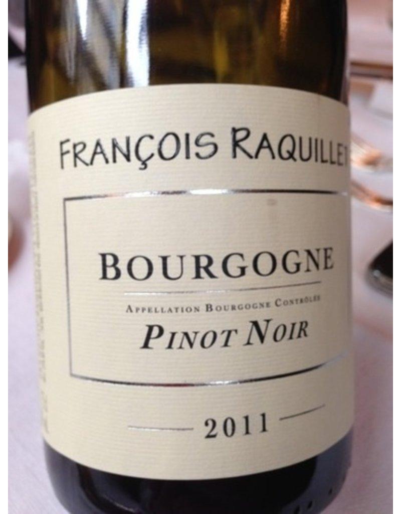 2015 Francois Raquillet Bourgogne