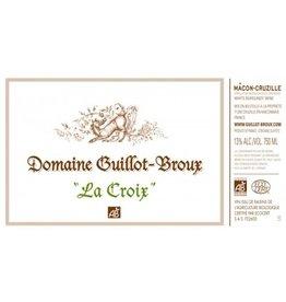 2015 Guillot-Broux Macon Cruzille La Croix