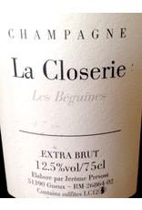 Jerome Prevost Champagne La Closerie Les Beguines