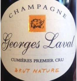 Georges Laval Champagne Cumieres Premier Cru Brut Nature