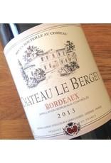 2016 Chateau Le Bergey Bordeaux