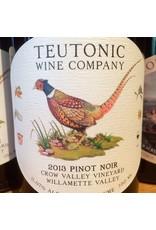 2014 Teutonic Crow Valley Pinot Noir