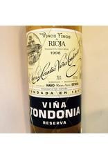 2004 Lopez de Heredia Vina Tondonia Blanco Reserva