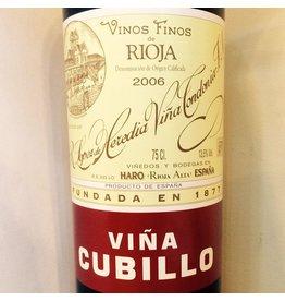 2008 Lopez de Heredia Vina Cubillo